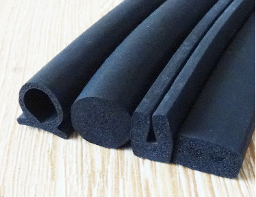 Round/square sponge rubber strip
